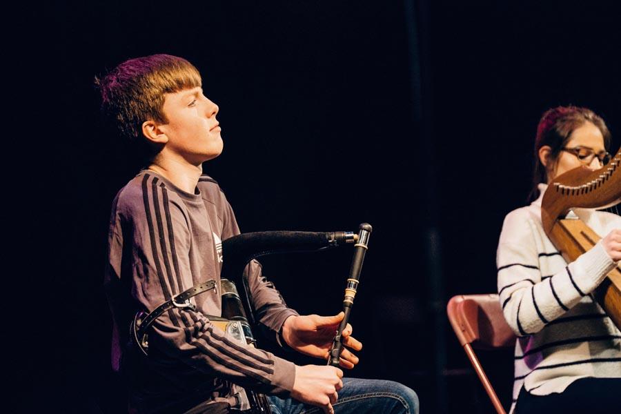 Paddy and Sal Heneghan