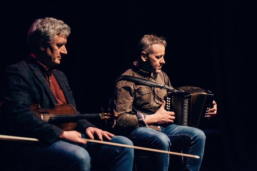 John McHugh and Tom Doherty