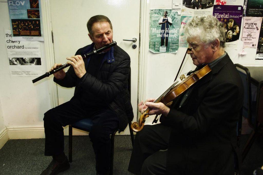 Michael Loftus and Jimmy Murphy