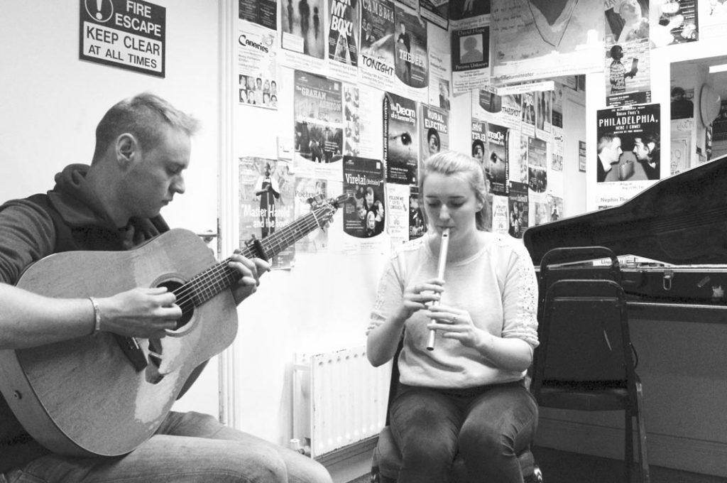 Niall and Caoimhe Kilkenny