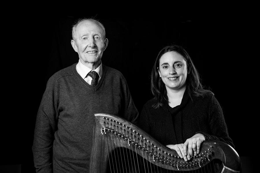 John 'Twin' McNamara and Gráinne Hambly